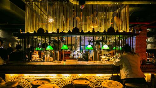Địa chỉ: Maggie Choos, Below Hotel Bangkok Fenix Silom, 320 Silom, Bangkok 10500 Thái Lan. Ảnh: CNN.