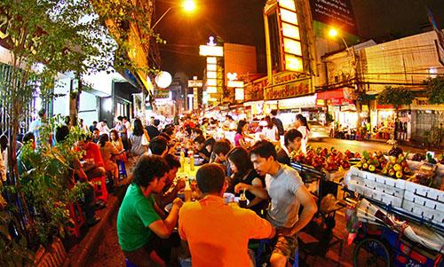 Địa chỉ: Sukhumvit Soi 11, Bangkok 10110 Thái Lan. Ảnh: Bangkok.