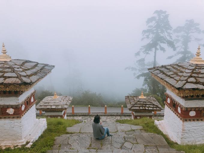 Hành trình năm ngày, bốn đêm trên đất Phật Bhutan