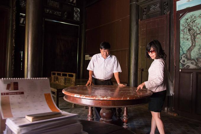 Vẻ đẹp xuyên thời gian của ngôi nhà hơn 100 năm tại Tiền Giang