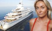 Người mẫu Australia chết bí ẩn trên du thuyền của tỷ phú