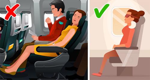 Bạn có thể ngả ghế quá sâu khiến người ngồi sau có cảm giác chật chội.