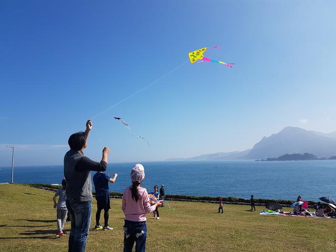 Cánh đồng chổi bay như trong phim Harry Potter ở Đài Loan