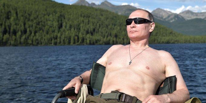 Vì sao Tổng thống Nga chỉ thích đi Siberia du lịch