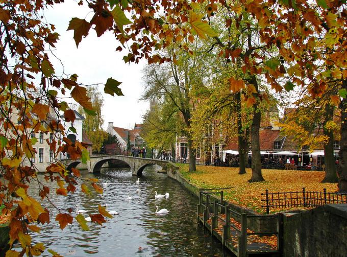 10 thành phố có mùa thu đẹp ở châu Âu