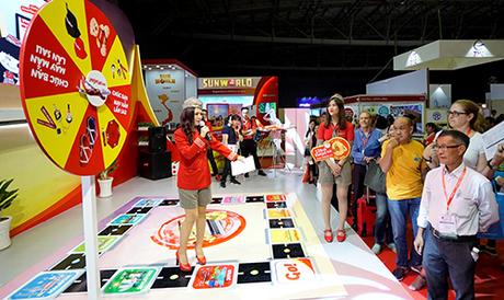 Hội chợ Du lịch Quốc tế TP HCM (ITE HCMC) là sự kiện du lịch quốc gia đầu tiên và duy nhất nhận được sự sự hỗ trợ của Liên minh Du lịch 5 quốc gia trong khu vực Mekong. ITE HCMC lần thứ 14 diễn ra từ 6/9 đến 8/9 tại Trung tâm Triển lãm và Hội nghị Sài Gòn (SECC). Đây là năm thứ 5 liên tiếp, Vietjet tham gia sự kiện thương mại du lịch quốc tế thường niên lớn và uy tín hàng đầu trong khu vực tiểu vùng Mekong.