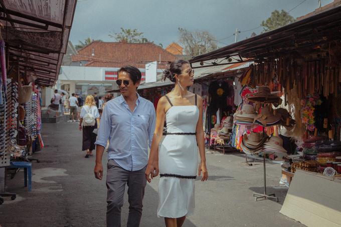 Trang Lạ cùng chồng đại gia say mê Bali dù đã đi nhiều lần