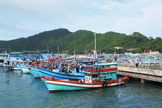 Làng chài Hòn Mấu - điểm dừng chân mới trên quần đảo Nam Du
