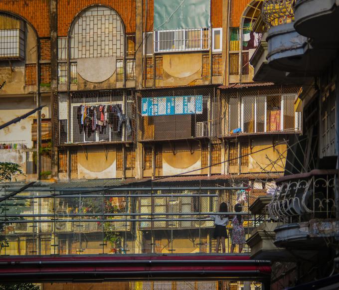 Những dấu hiệu thu về trên phố ở Hà Nội