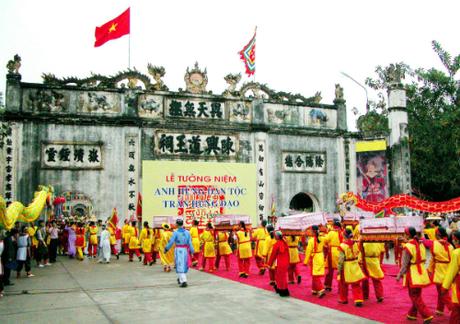 Côn Sơn - Kiếp Bạc là một trong những lễ hội truyền thống, lâu đời của người dân Hải Dương.