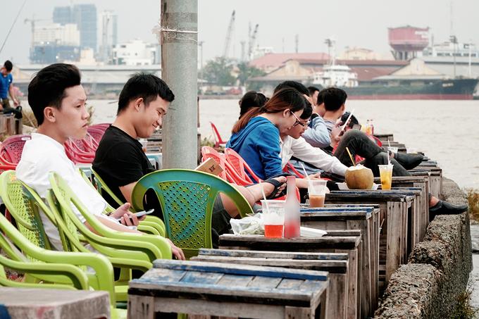 Nóc hầm Thủ Thiêm - từ chốn hoang vu đến điểm hẹn của người Sài Gòn