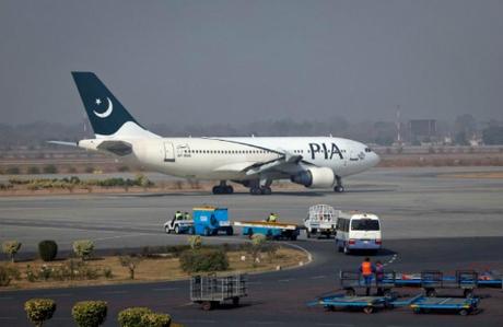 Những lãnh đạo cấp cao của hãng hàng không phải can thiệp để xử lý. Ảnh:Pakistan Today.