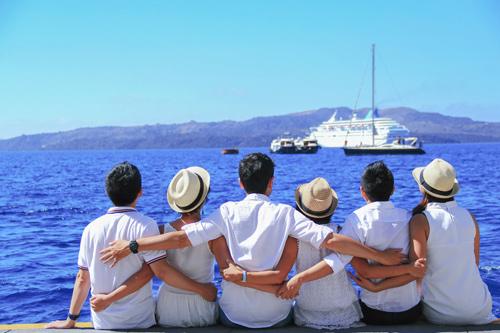 Chọn bạn đồng hành hợp gu khi đi du lịch rất quan trọng để có được một chuyến đi đáng nhớ. Ảnh: Thùy Liên.