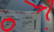 Bay hãng giá rẻ, khách phát hiện vé in số ghế không tồn tại