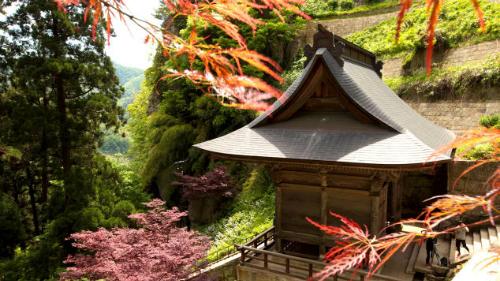 Karla Cripps, phóng viên CNN, chia sẻ trên CNN về hành trình khám phá đền Yamadera Risshakuji, nơi được mệnh danh là một trong những ngôi đền đẹp nhất Nhật Bản.Dưới đây là chuyến đi qua lời kể của Karla.