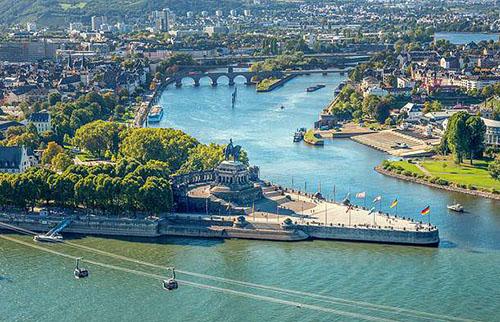 Nước Đức là một đia danh thu hút nhiều du khách tại châu Âu. Ảnh: Shutterstock.