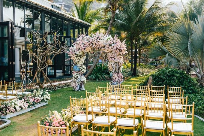 Vì sao resort ở Sơn Trà là thiên đường cưới đẳng cấp nhất châu Á?