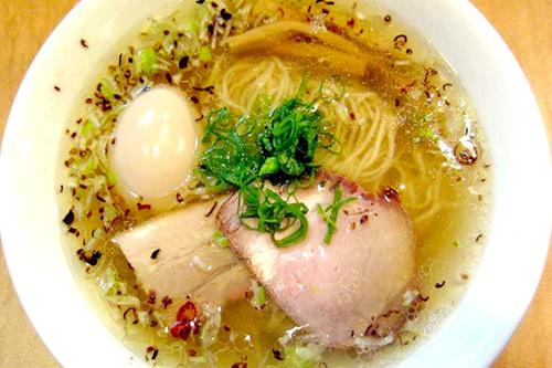 Một bát mỳ soba có giá 850 yên. Ảnh: Danielfooddiary.