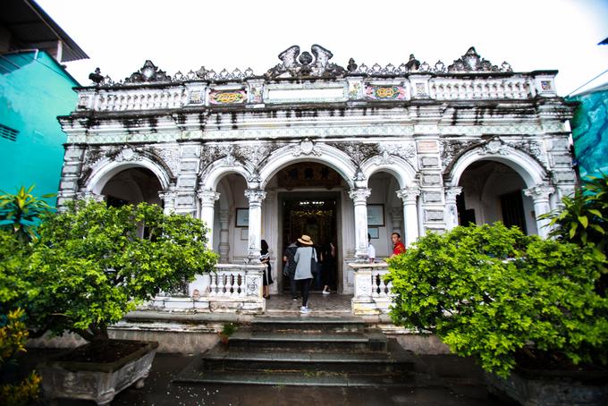 Ngôi nhà 100 năm tuổi ở Đồng Tháp nổi tiếng nhờ bộ phim 'Người tình'