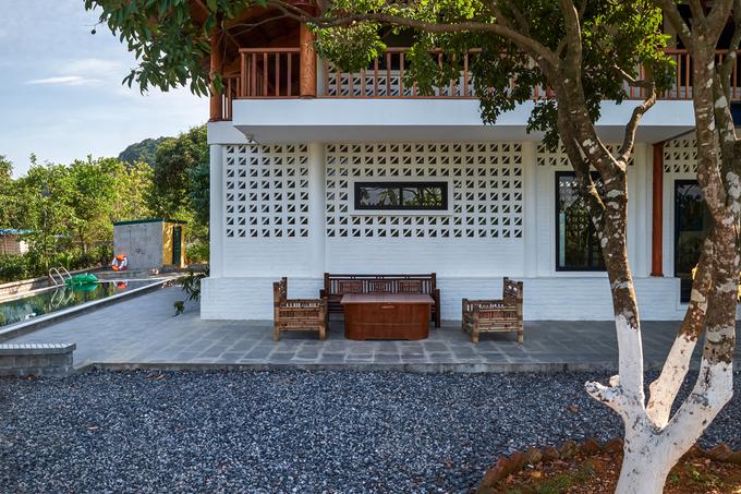Homestay giữa vườn vải của nhà thiết kế thời trang Hà Nội