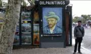 Người họa sĩ thay đổi cuộc đời sau chuyến thăm bảo tàng Van Gogh