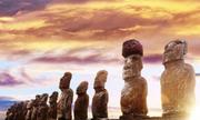 Giải mã bí ẩn về những bức tượng khổng lồ trên đảo Phục Sinh