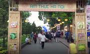 Lễ hội văn hóa ẩm thực cuối tuần hút khách tại Hà Nội