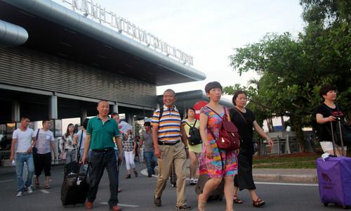 Khách Trung Quốc đến Việt Nam chi trung bình 130 USD mỗi ngày