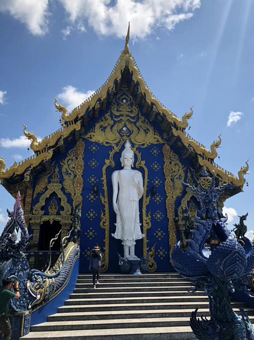 Chiang Rai - vùng đất có các điểm check-in độc lạ ở Thái Lan