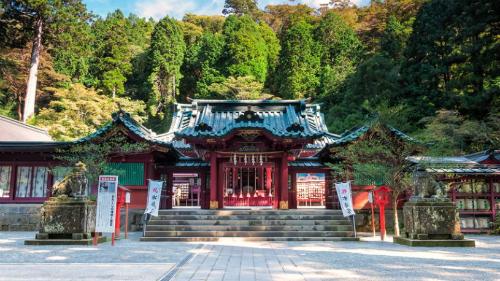 Chùa Soun-ji mang nét đẹp cổ kính. Ảnh: Tugo.