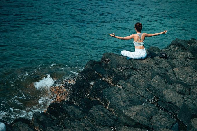 MC Phụng Yến đi gần hết Việt Nam để truyền cảm hứng yoga