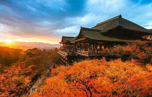 Mùa thu Nhật Bản.