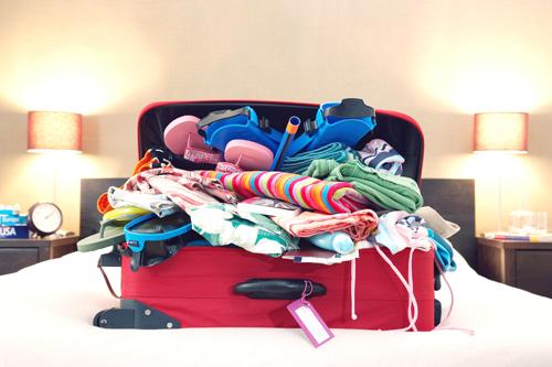Không ước tính ký hành lý sẽ dẫn đến tốn kém thêm chi phí.