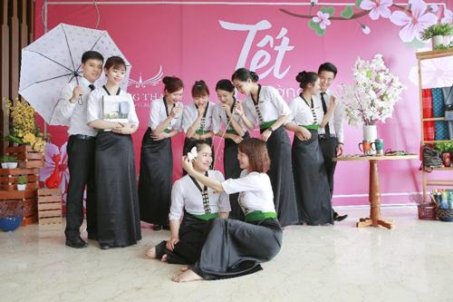 Tết Mường Thanh là một trong những lễ hội thường niên của khách sạn.