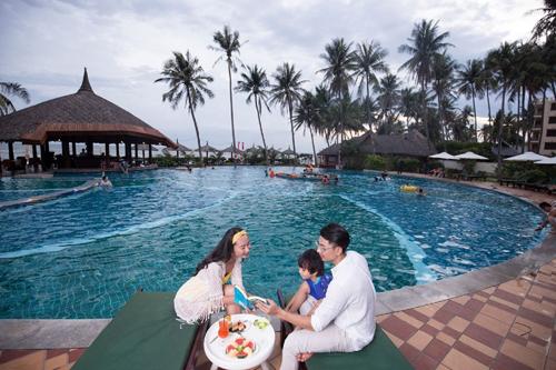 Các phân khúc khách sạn đạt tiêu chuẩn 3-5 sao.