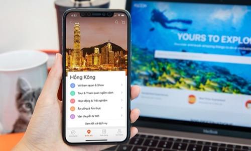 Klook là ứng dụng công nghệ cho dân du lịch tự túc mới chính thức ra mắt thị trường Việt Nam.