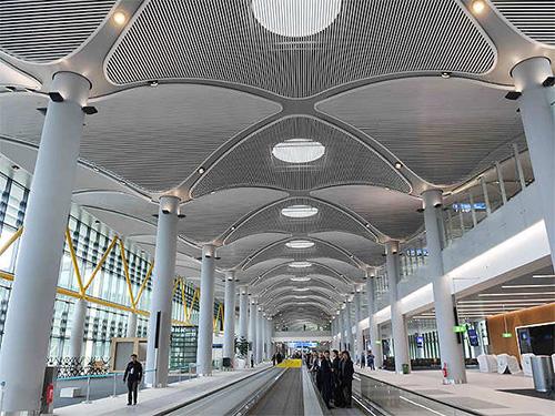 Tên của sân bay mới sẽ là Istanbul Airport. Sân bay Ataturk, được đặt  theo tên người sáng quốc Mustafa Kemal Ataturk, sẽ không phục vụ mục  đích thương mại.