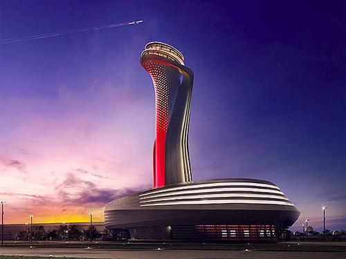 Sân bay Istanbul, nằm ở bờ biển Đen, có thể đón tiếp 90 triệu khách  mỗi năm và mở rộng để phục vụ tới 200 triệu lượt. Trong 2 tháng đầu, nó  chỉ được sử dụng cho một số chuyến bay trong nước và tới Azerbaijan hay  phía bắc Cyprus.Trước khi hết năm 2018, sân bay mới được kỳ vọng sẽ đón  2.000 máy bay mỗi ngày tới hơn 350 điểm bởi hơn 250 hãng hàng không.