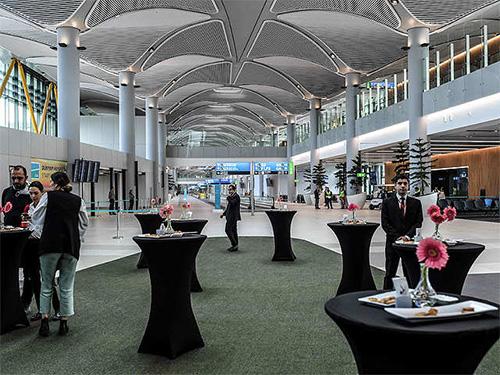 Sân bay mới này sẽ có tổ hợp gian hàng miễn thuế lớn nhất thế giới.