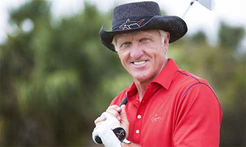Greg Norman là tay golf đầu tiên trong lịch sử PGA Tour có thu nhập vượt qua 10 triệu USD từ các giải đấu. Ảnh: Domain.