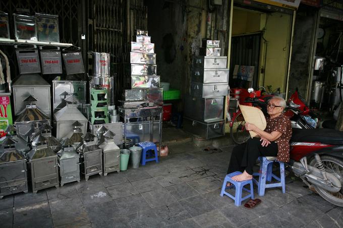Hàng Thiếc - con phố hàng trăm năm vẫn không thay đổi ở Hà Nội ...