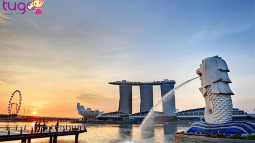 Singapore - Malaysia - Indonesia 6 ngày 5 đêm