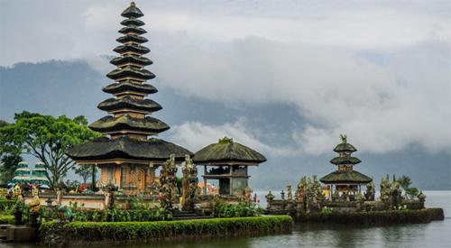 Cụm chùa tại Indonesia