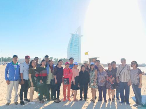 Tour du lịch Dubai dành cho du khách.