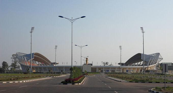 12 sân vận động diễn ra các trận cầu AFF Cup 2018