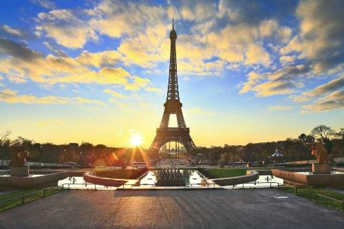 Tour du lịch Châu Âu 5 nước 10 ngày 9 đêm. Ảnh: Tugo.