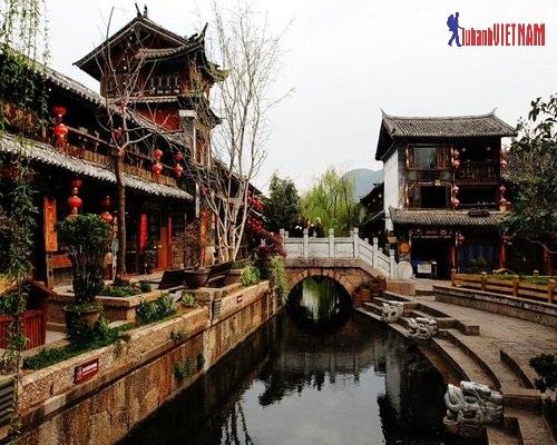Đền Songzanlin.