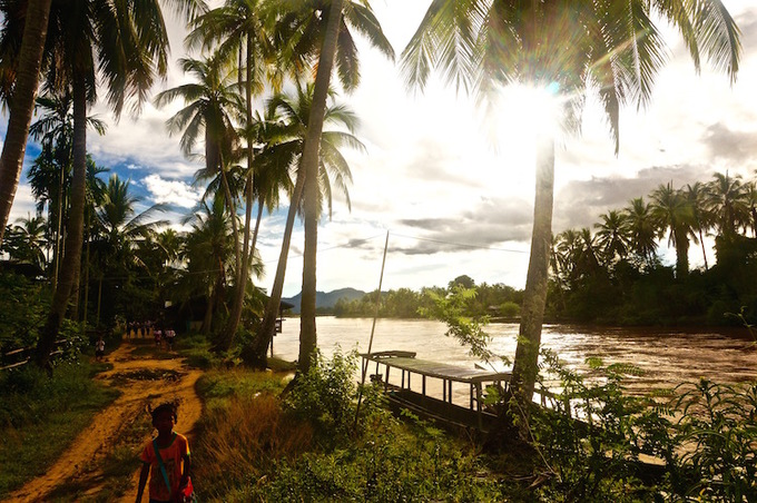 Lào - quốc gia duy nhất không có biển ở Đông Nam Á