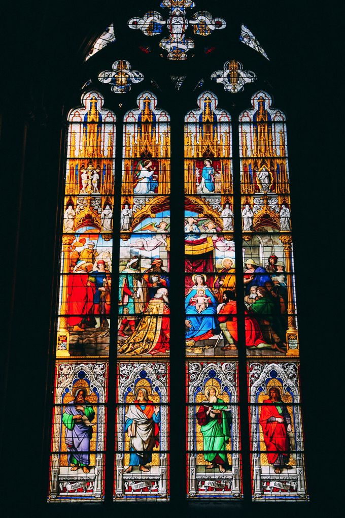 Nhà thờ kiến trúc Gothic đẹp nhất châu Âu