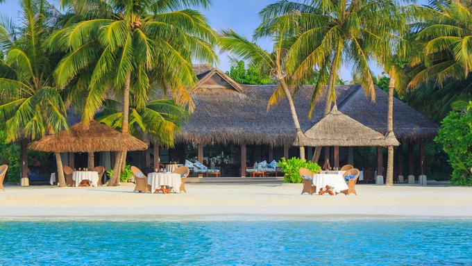 Việt Nam có hai đại diện vào top resort tốt nhất thế giới